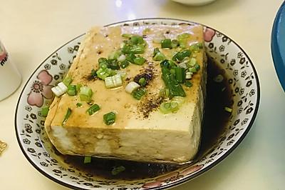 十分钟的快手菜—富贵豆腐