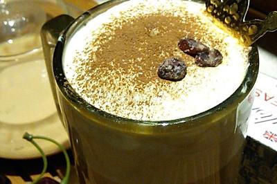 奶盖+港式奶茶