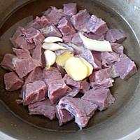 大喜大牛肉粉试用之一红烧牛肉的做法图解2