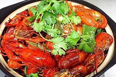 缅甸新葡京点击部秘制十三香龙虾