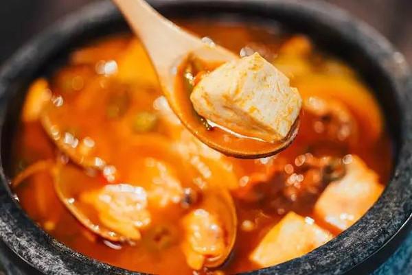 蛤蜊大酱汤 日食记的做法