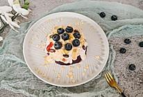 好吃又不会长肉的紫薯酸奶塔#秋天怎么吃#的做法