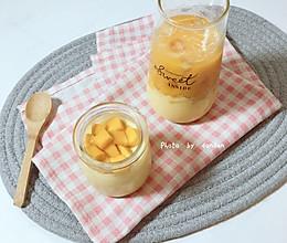 #精品菜谱挑战赛##甜品##芒果布丁#的做法