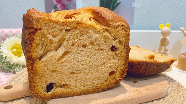 面包机牛奶面包懒人快法的做法