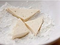 煎豆腐不碎的小窍门----蛋塌豆腐的做法图解2