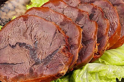 五香牛腱子肉