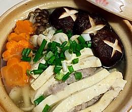 懒人菜系列-单身锅的做法
