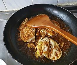 酱油荷包蛋的做法