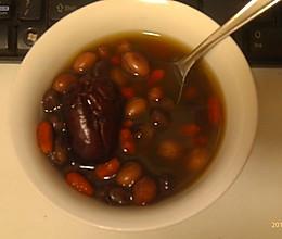 温补红豆沙(五红汤)的做法