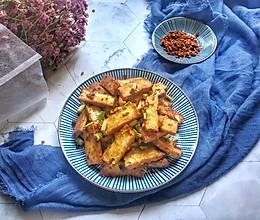 #520,美食撩动TA的心!#辣煎香干的做法