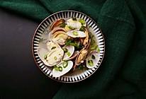 花蛤汤的做法