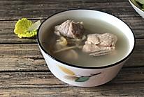鱼腥草龙骨汤的做法