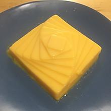 芒果布丁 深夜甜点噢