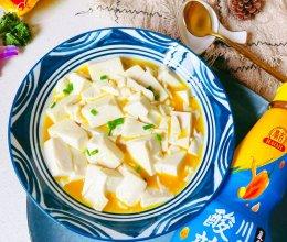 #豪吉川香美味#川香美味雪豆腐的做法