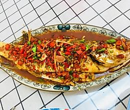 红烧海鲈鱼的做法