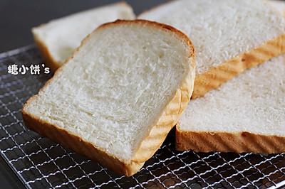 經典配方【100%中種北海道牛奶土司】