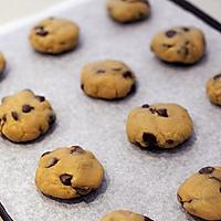 趣多多巧克力曲奇饼干的做法图解9