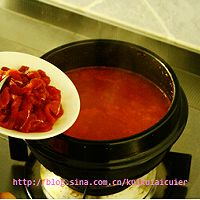 大酱汤 的做法图解3