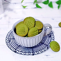 #母亲节,给妈妈做道菜#菠菜小饼干的做法图解15