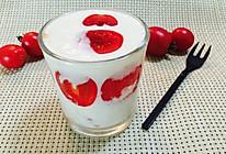 金桔果酱酸奶的做法