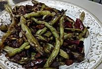 干煸芸豆 干煸扁豆的做法