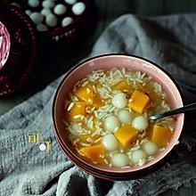 酒酿红薯圆子&浆板番薯汤果:冬至大如年