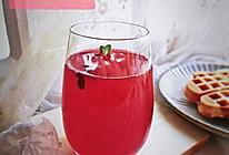 #我们约饭吧#夏日特饮杨梅汁的做法