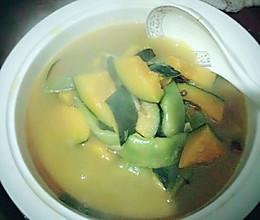 窝瓜炖豆角的做法
