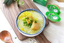 鱼豆腐白菜粉丝汤的做法