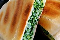 #憋在家里吃什么#鲜美的韭菜盒子——韭菜鸡蛋绝配!的做法
