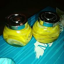 蜂蜜渍柠檬