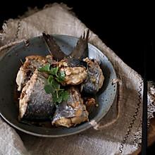 【年味】必囤海货|红烧鲅鱼
