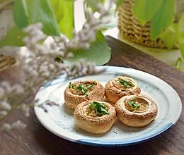#硬核菜谱制作人#白蘑菇炊藜麦的做法