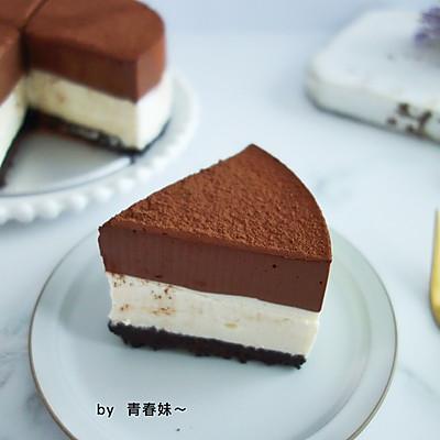 巧克力酸奶慕斯