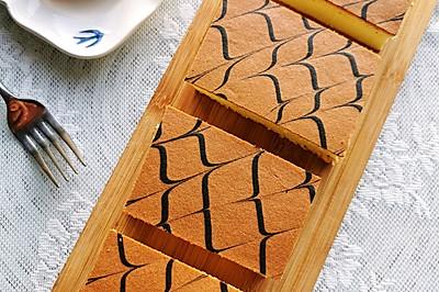 酸奶戚风蛋糕(28加深烤盘)