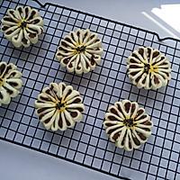 菊花酥饼#我的烘焙不将就#的做法图解17
