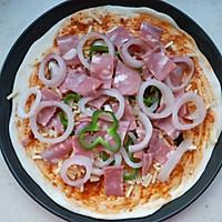 披萨(一次发酵)的做法图解8