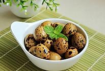 五香鹌鹑蛋#十二道锋味复刻#的做法