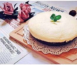 长的像飞碟的双层黑芝麻酱戚风蒸蛋糕的做法
