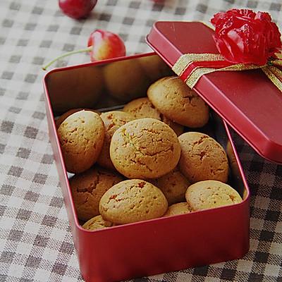 绅士的礼物-咖啡小酥饼