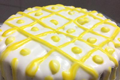 8寸蛋糕 家做蛋糕