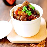 家常菜-红焖羊肉萝卜煲-海鲜酱版的做法图解9