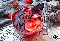 ㊙️解暑养颜洛神花茶‼️#带着美食去踏青#的做法