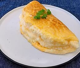 soufflé omelet 舒芙蕾欧姆蛋的做法
