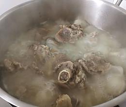 暖冬滋补羊汤