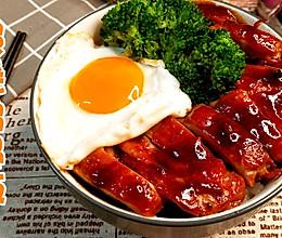 #助力高考营养餐# 营养又快手的照烧鸡腿饭,好吃又入味的做法