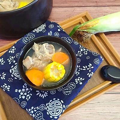 補鈣神器玉米煲大骨頭湯