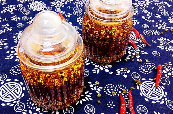 麻辣鲜香辣椒油的做法