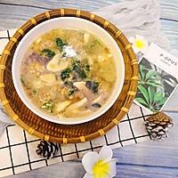 #春季减肥,边吃边瘦#鲜菇肉丸汤的做法图解13