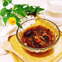 #硬核菜谱制作人#银耳陈皮五红汤~特别温馨配伍